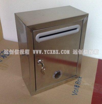 304#不锈钢信报箱价格,304#不锈钢信报箱设计规格,单体式不锈钢信报箱效果图