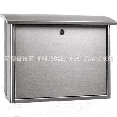 砂面不锈钢单体信报箱生产厂家,砂面不锈钢单体信报箱效果图,不锈钢单体信报箱设计